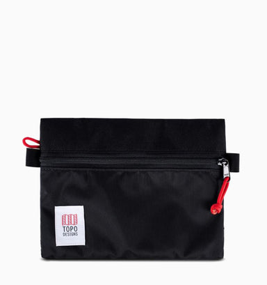 Topo Designs Medium Accessory Bag - Black