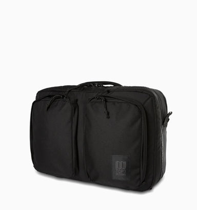 Topo Designs Global 3-Day Briefcase - Ballistic Black