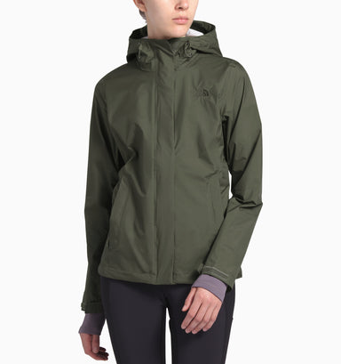 The North Face Womens Venture 2 Jacket - Taupe Green