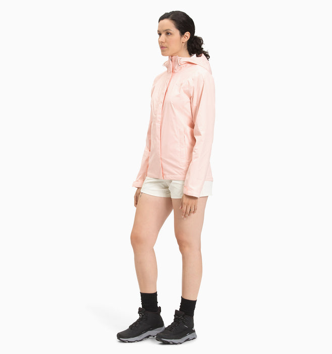The North Face Womens Venture 2 Jacket - Pearl Blush