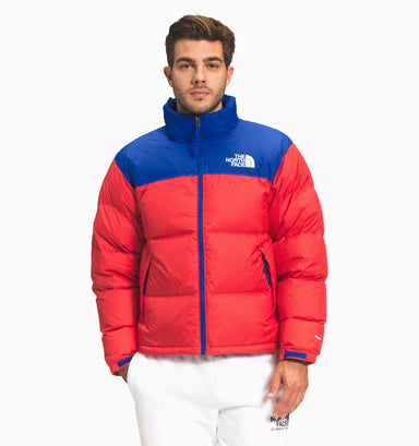 The North Face Men's 1996 Retro Nuptse Jacket - Horizon Red