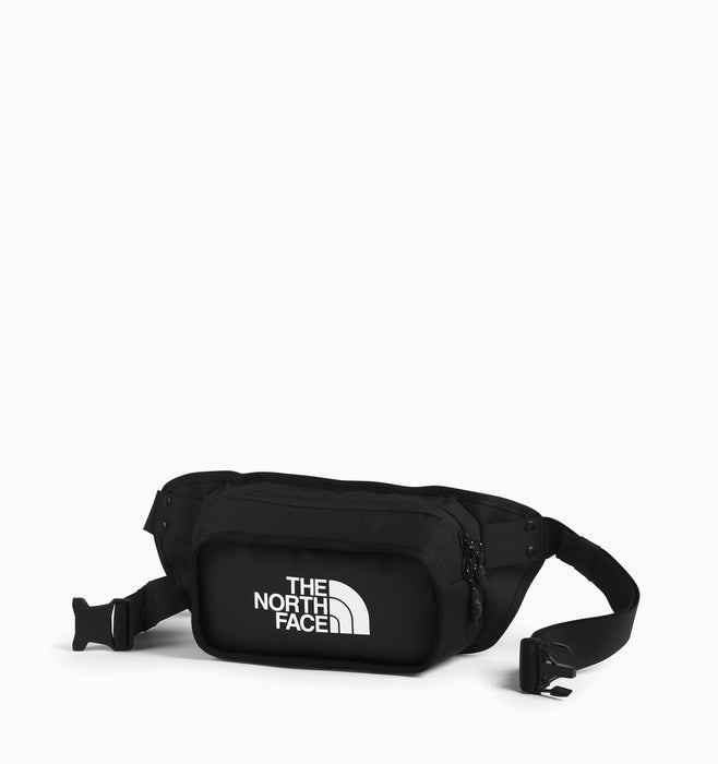 The North Face Explore Hip Pack - Black / White
