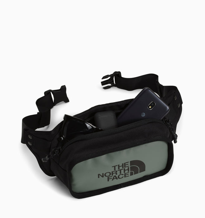 The North Face Explore Hip Pack - Agave Green