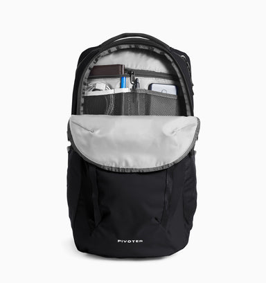 "The North Face Pivoter 16"" Laptop Backpack 31L - Black"