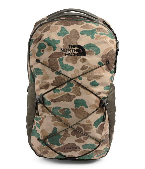 "The North Face Jester 16"" Laptop Backpack - Hawthorne Khaki"