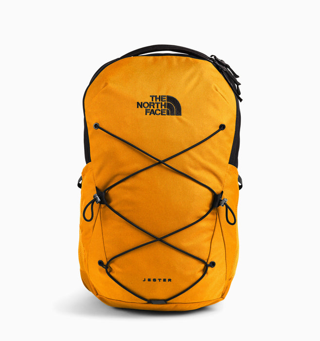"The North Face Jester 16"" Laptop Backpack - Summit Gold"