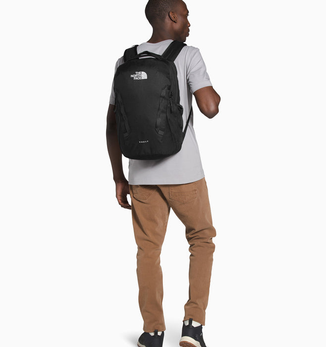 "The North Face Vault 16"" Laptop Backpack - Black (New Season)"