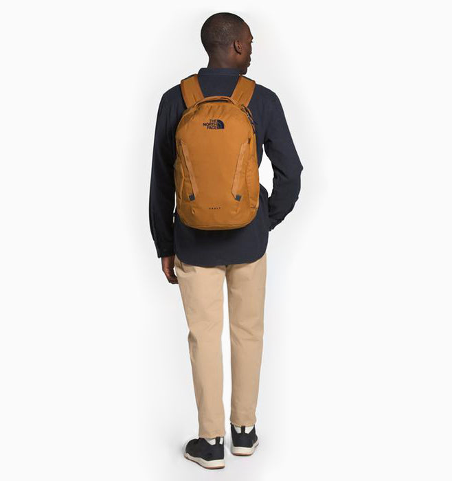 "The North Face Vault 16"" Laptop Backpack - Timber Tan"