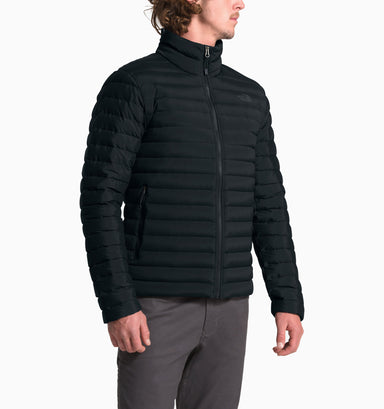 The North Face Men's Stretch Down Jacket - Black