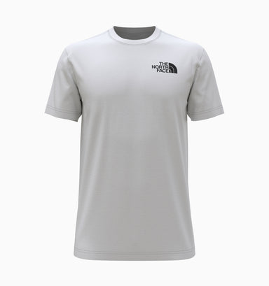 The North Face Men's Short Sleeve Box NSE Tee - White