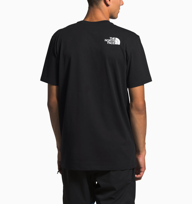 The North Face Himalayan Summits Tee - Black