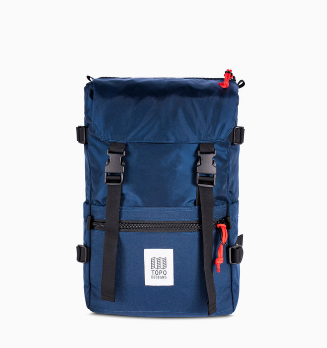 Topo Designs Rover Pack Laptop Backpack - Navy Navy