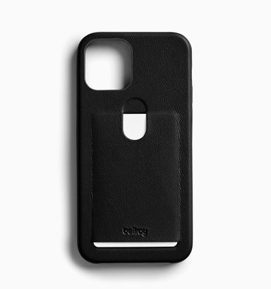 Bellroy iPhone 12 & 12 Pro Case (1 Card) - Black