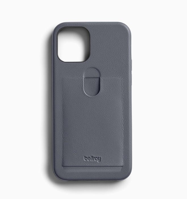 Bellroy iPhone 12 & 12 Pro Case (1 Card) - Graphite