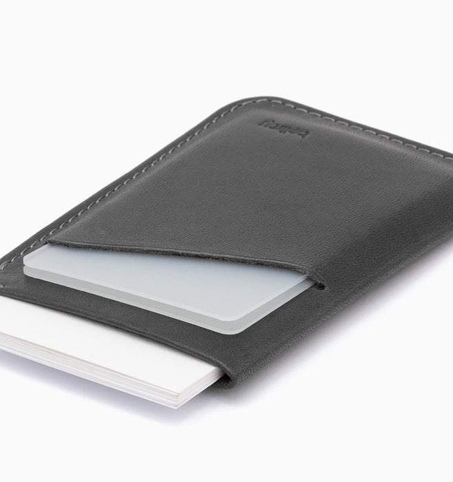 Bellroy Card Sleeve Wallet - Charcoal