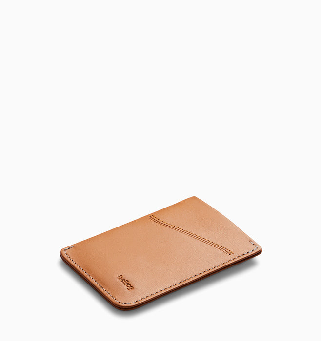 Bellroy Card Sleeve Wallet - Toffee