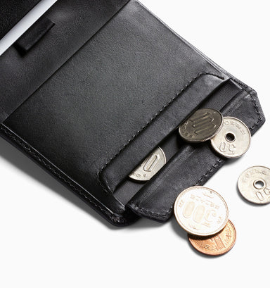 Bellroy Coin Wallet - Black