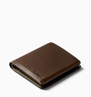 Bellroy Note Sleeve Premium Wallet - Darkwood