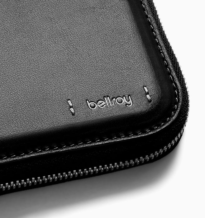 Bellroy Zip Wallet Premium - Black