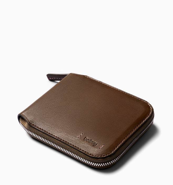 Bellroy Zip Wallet Premium - Darkwood