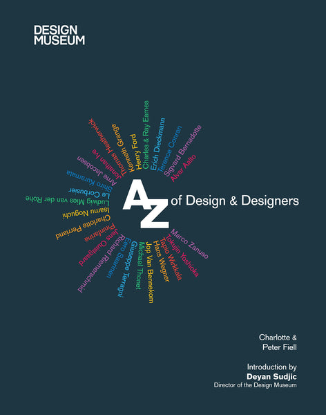 A-Z of Design & Designers: Official Design Museum guide