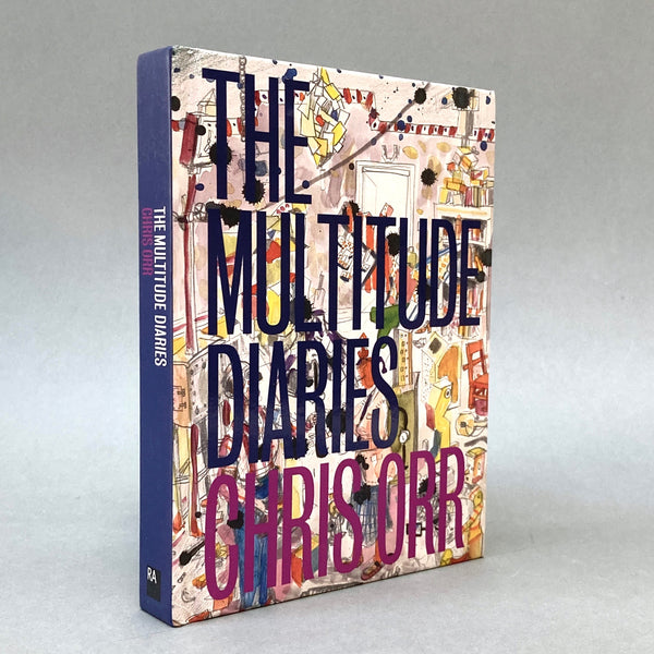 The Multitude Diaries: Chris Orr