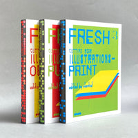 Fresh Box: Cutting Edge Illustrations - Object / Public / Print
