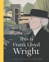 This is Frank Lloyd Wright - CLEARANCE