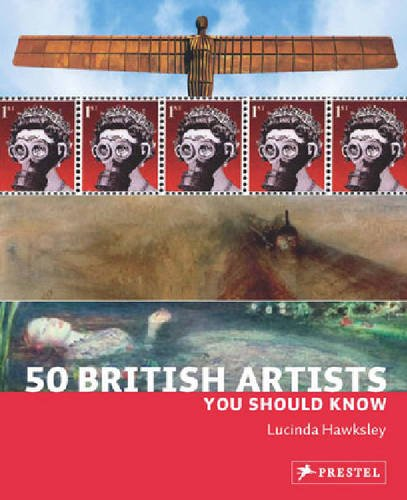 50 British Artists You Should Know - CLEARANCE