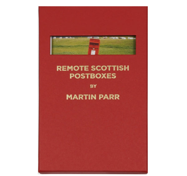 Martin Parr: Remote Scottish Postboxes