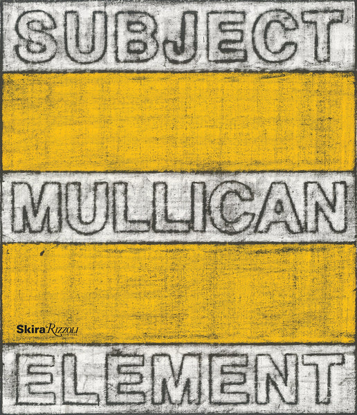 Matt Mullican: Subject Element Sign Frame World - CLEARANCE
