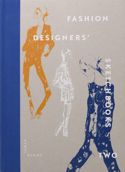 Fashion Designers Sketchbooks 2 - CLEARANCE