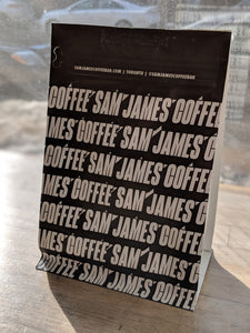 Sam James Coffee - 12 oz. Beans