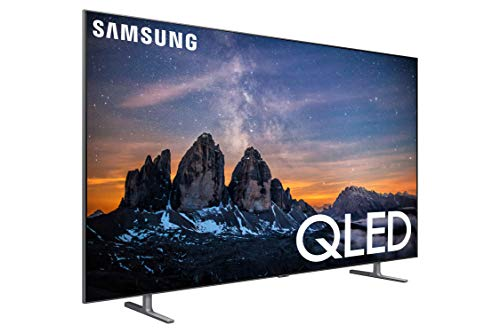 Samsung QN65Q80RAFXZA Flat 65-Inch QLED 4K Q80 Series Ultra HD Smart TV with HDR and Alexa Compatibility (2019 Model)