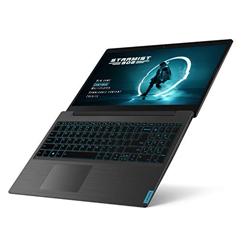 Lenovo Ideapad L340 Gaming Laptop, 15.6 Inch FHD (1920 X 1080) IPS Display, Intel Core i5-9300H Processor, 8GB DDR4 RAM, 512GB Nvme SSD, NVIDIA GeForce GTX 1650, Windows 10, 81LK00HDUS, Black