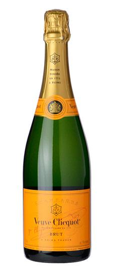 Veuve Clicquot Yellow Label Brut Champagne NV (750ml)