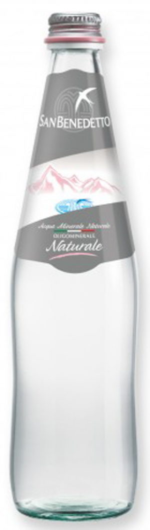 San Benedetto Natural Mineral Water Still (750ml)