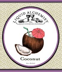 Liquid Alchemist Coconut Syrup (750ml)
