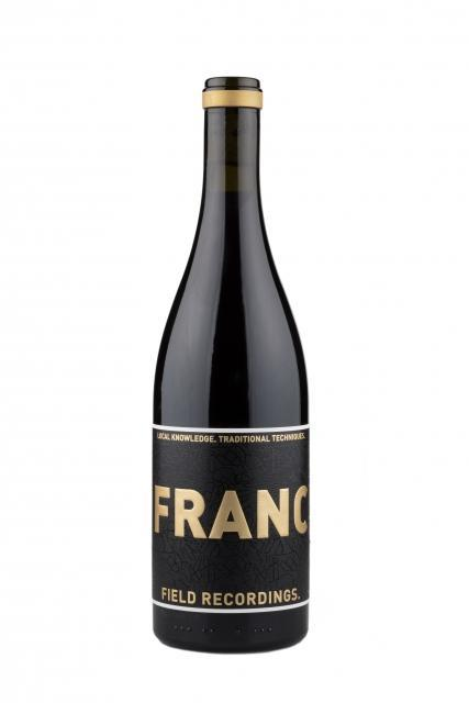 Field Recordings Cabernet Franc 2018 (750ml)