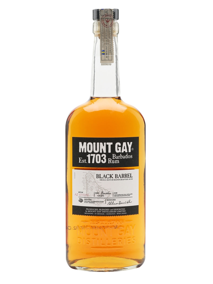 Mount Gay Black Barrel Rum (750ml)