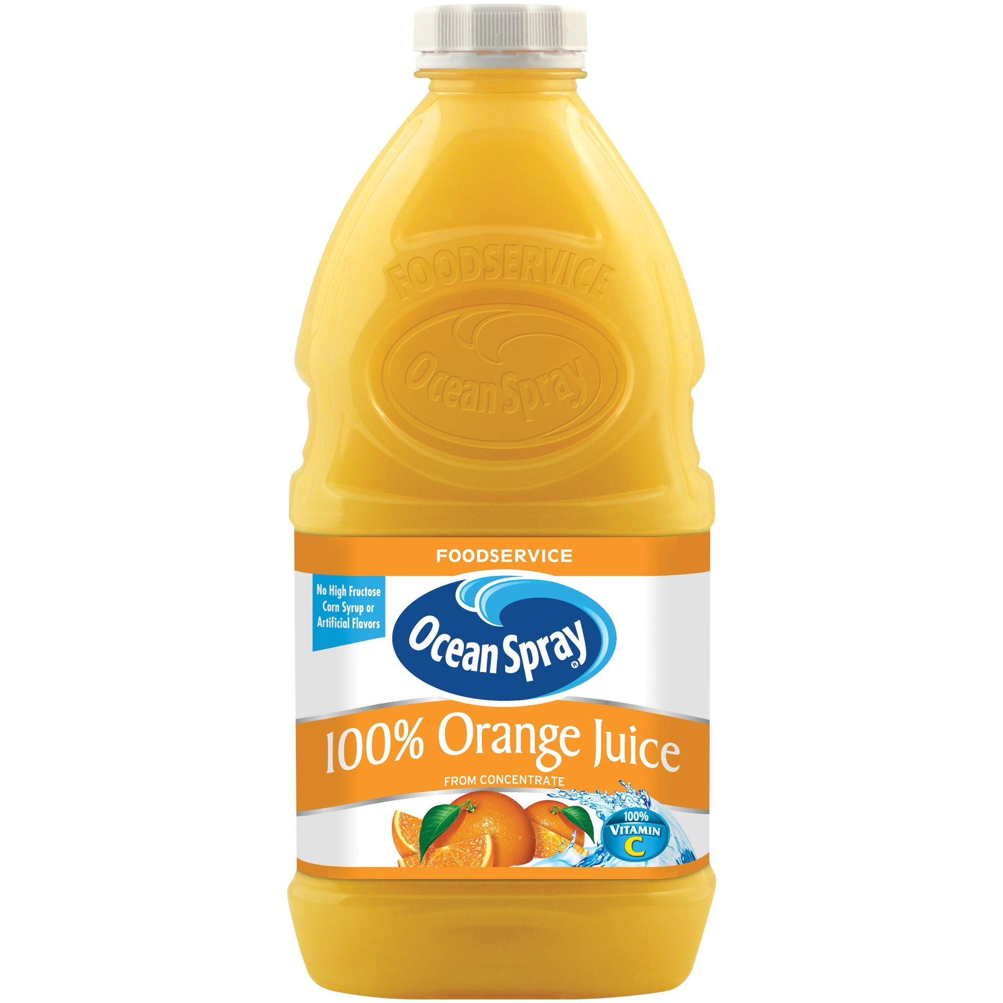 Ocean Spray 100% Orange Juice (60oz)