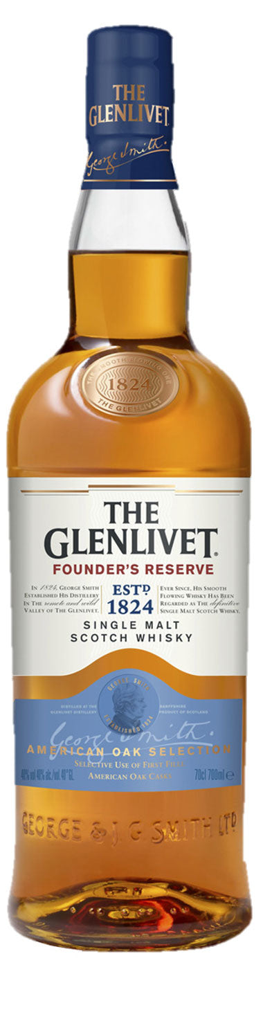 Glenlivet Scotch SM Founder's Reserve (750ml)
