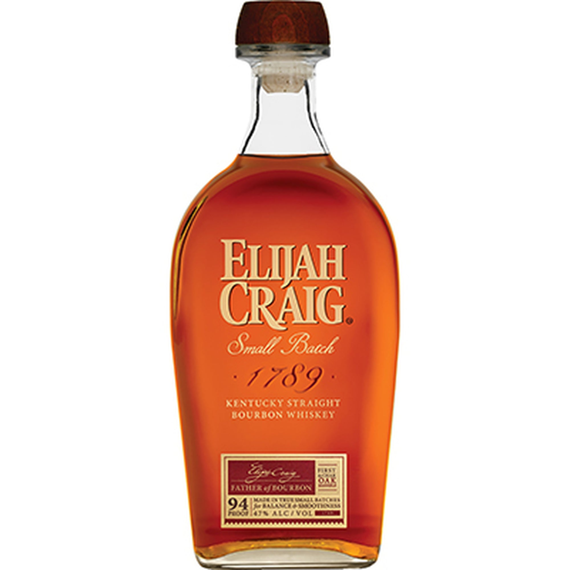 Elijah Craig 12yr Small Batch Bourbon (750ml)