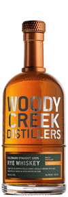 Woody Creek Distillers Straight Rye Whiskey (750ml)