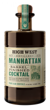 High West Manhattan Barrel Finished Cocktail (750ml)