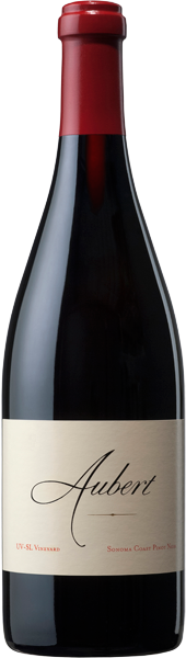 Aubert UV-SL Vineyard Sonoma Coast Pinot Noir 2012 (750ml)