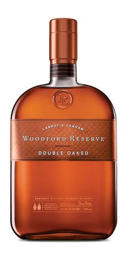 Woodford Reserve Double Oaked Kentucky Straight Bourbon Whiskey (750ml)