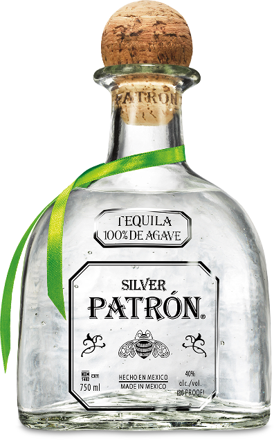 Patron Tequila Silver (750ml)