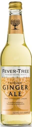 Fever Tree Ginger Ale (500ml)