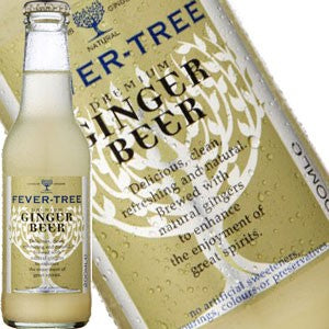 Fever Tree Ginger Beer (500ml)